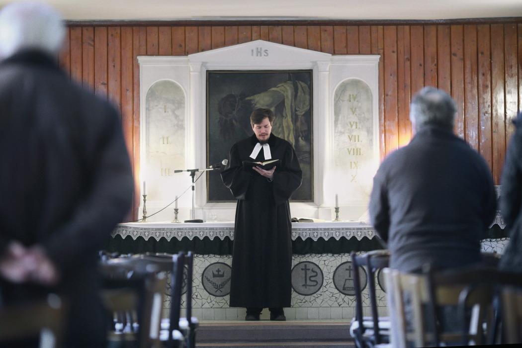 Hogy lehettem ennyire ostoba pap? – Liszka Viktor