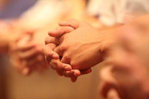 Köszönöm, hogy elvezettél ebbe a közösségbe | Konfirmandusok imája
